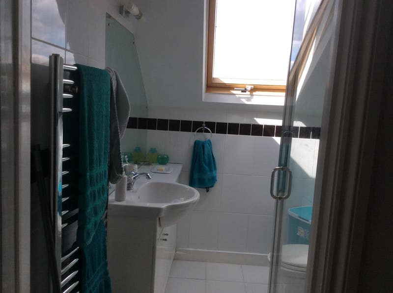 Bedroom with own lounge and shower room Teignmouth Main Photo