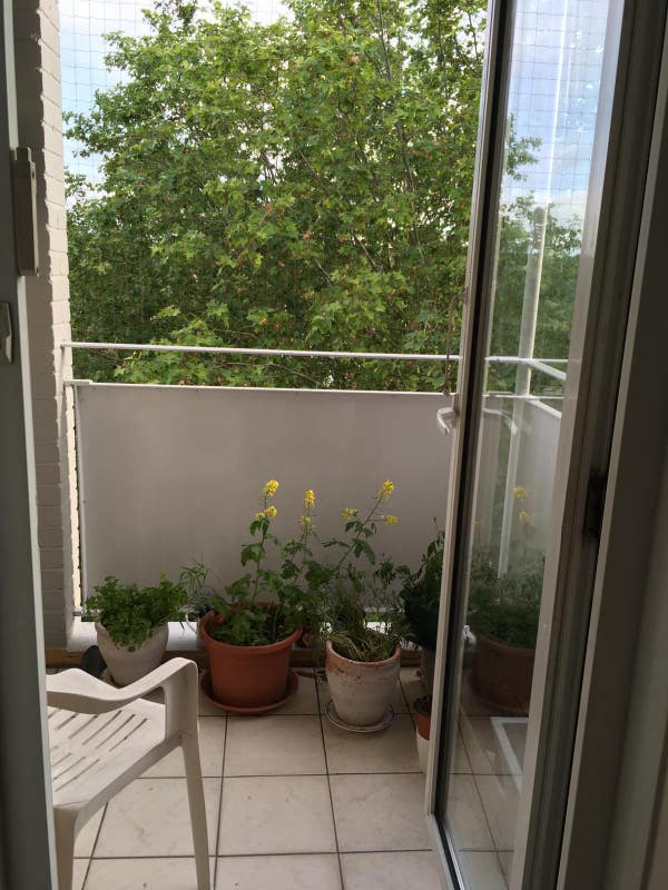 Room with a view with Balcony - All Bills incl  Main Photo