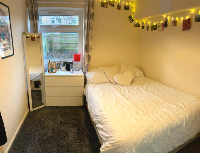 Brilliant Double Room in North Oxford Main Photo